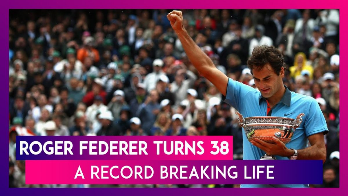 Roger Federer 38 years old - Stats, Facts & Records