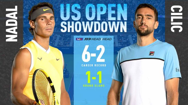 Best Bets Nadal vs Cilic