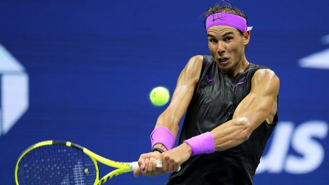 Nadal vs Berrettini Stats & Facts