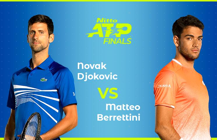 Djokovic vs Berrettini Predictions