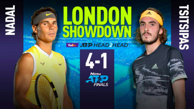ATP FINALS: Nadal vs Tsitsipas - Preview & predictions