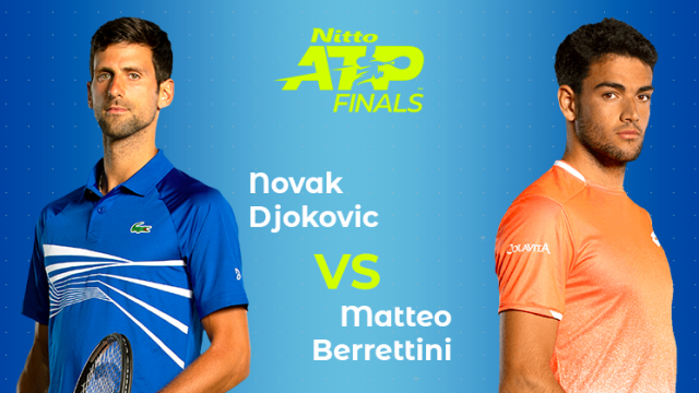Djokovic vs Berrettini Predictions