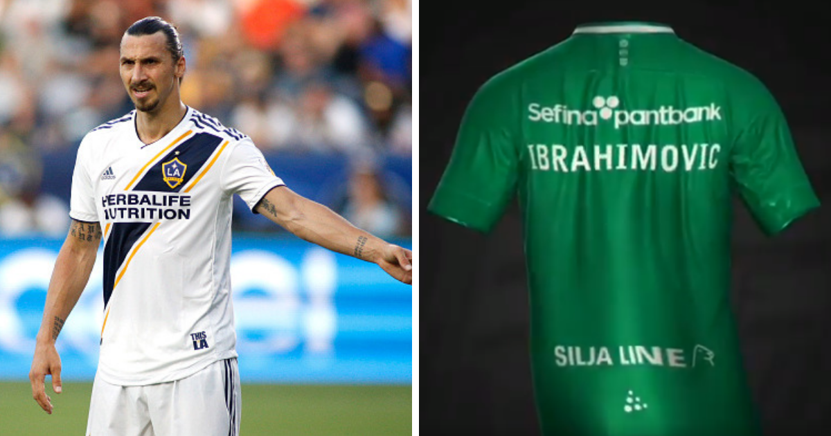 Zlatan Ibrahimovic moving to Hammarby Sweden...or not?