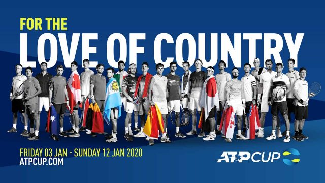 ATP CUP 2020: The Players and Teams