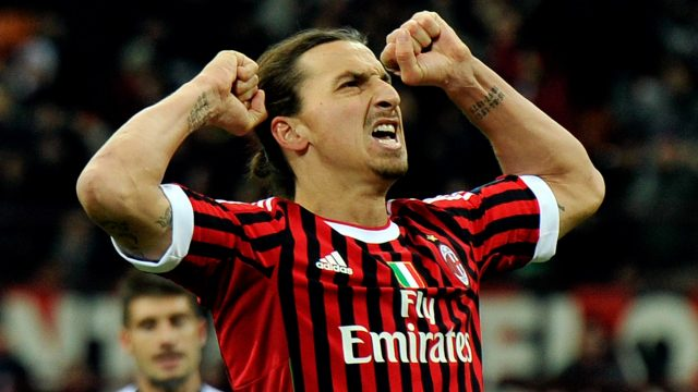 Zlatan moving back to Milan