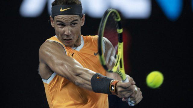 Rafael Nadal's Draw Australian Open 2020