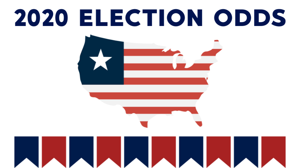 Betting odds 2021 presidential election crear cartera bitcoins for dummies