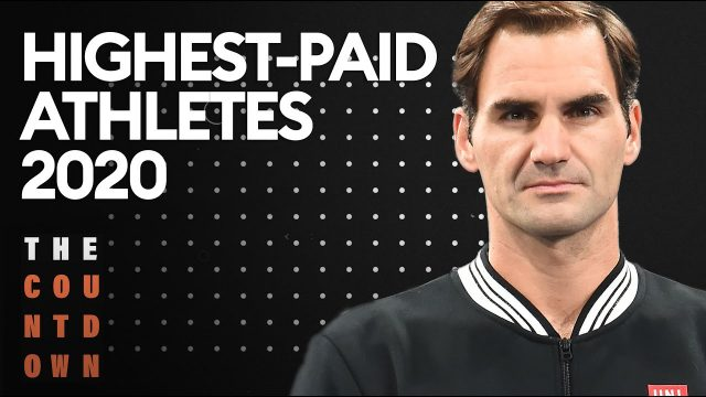 Highest Paid Athletes 2020