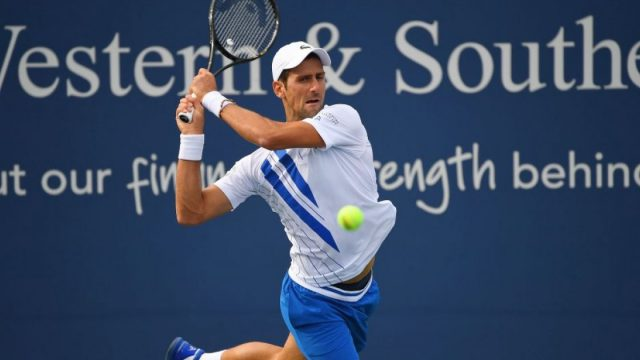 Predictions Djokovic vs Agut Western & Open Semifinals 2020