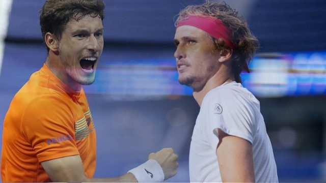 Enhanced Odds Zverev vs Carreno Busta US Open Semifinal 2020