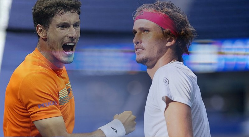 Enhanced Odds Zverev vs Carreno Busta US Open Semifinal 2020