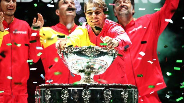 Rafael Nadal Davis Cup Match Record
