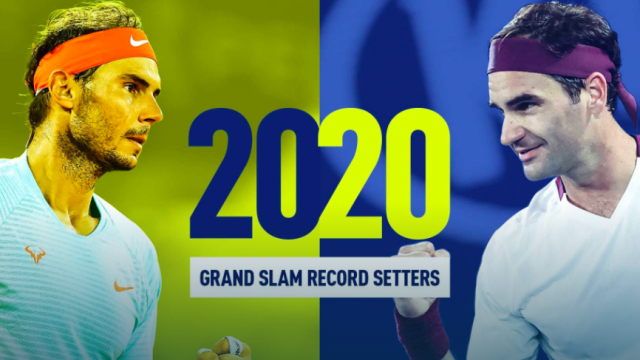 Rafa Nadal's 20 Grand Slam titles