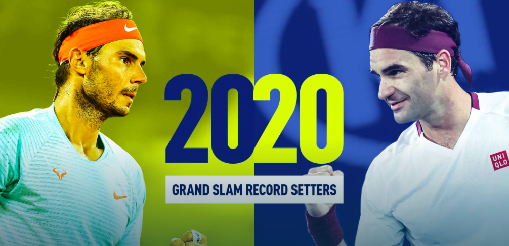 Rafa Nadal's 20 Grand Slam titles